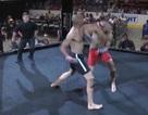Võ sĩ đấm đối thủ bất tỉnh chỉ sau… 4 giây