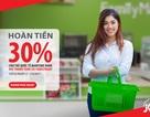 Hoàn tiền 30% tại FamilyMart khi sử dụng thẻ Quốc tế Maritime Bank