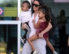 Kim Kardashian làm mẹ đảm