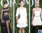 Người đẹp quyến rũ dự tuần lễ thời trang Paris