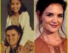 Con gái Katie Holmes càng lớn càng giống mẹ