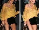 Kendall Jenner liên tục thay váy siêu hở