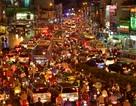 Sài Gòn mưa lớn - Sau ngập là ùn tắc nghiêm trọng