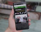 Đập hộp BlackBerry KeyOne Black Edition chính hãng giá 16 triệu đồng