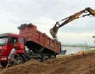 """Đổ 15.000 m3 đá gia cố khu sửa chữa tàu thuyền bị """"xóa sổ"""""""