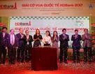 Khai mạc giải cờ vua quốc tế HDBank lần 7 năm 2017