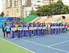 Khai mạc giải quần vợt vô địch quốc gia 2017
