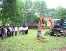 Khởi công xây dựng công trình phòng học Dân trí thứ 15 tại Thái Nguyên