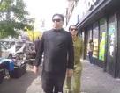 """""""Bản sao"""" của ông Kim Jong-un xuất hiện trên đường phố New York"""