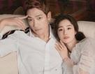 """Fan tan chảy trước hành động ngọt ngào Kim Tae Hee dành cho """"ông xã"""""""