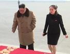 Em gái tháp tùng ông Kim Jong-un dự hòa nhạc ở Triều Tiên