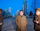 Ông Kim Jong-un ca ngợi vụ thử động cơ tên lửa mới của Triều Tiên