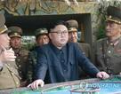 Ông Kim Jong-un dọa tấn công Hàn Quốc khi thăm hai đảo tiền tiêu