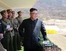 Ông Kim Jong-un thị sát tập trận tiêu diệt tên lửa Hàn Quốc
