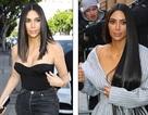 Kim Kardashian trẻ trung với tóc mới