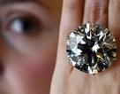 Đấu giá viên kim cương tròn lớn nhất nặng 110,92 carat