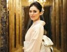 Hoa hậu Hoàn vũ 2007 Riyo Mori diện kimono tới chúc mừng Hồng Nhung