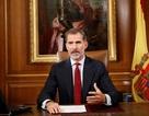 Nhà vua Tây Ban Nha chỉ trích lãnh đạo Catalonia