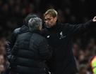 Mourinho và Jurgen Klopp cãi nhau nảy lửa ngay trên sân