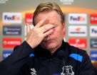 Everton sa thải huấn luyện viên Ronald Koeman