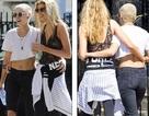Kristen Stewart hạnh phúc bên bạn gái siêu mẫu