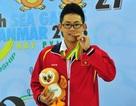 Tổng cục TDTT cho phép Lâm Quang Nhật dự tranh nội dung 1.500m tự do ở SEA Games