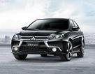 Mitsubishi giới thiệu Grand Lancer thế hệ mới