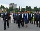 Thủ tướng Nguyễn Xuân Phúc thăm trường đại học tốt nhất Hà Lan