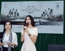 """Lệ Hằng xuất hiện quyến rũ kể từ khi """"trượt"""" Hoa hậu Hoàn vũ 2016"""