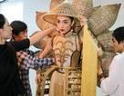 Những hé lộ đầu tiên về quốc phục của Lệ Hằng tại Miss Universe