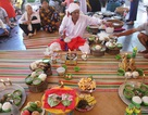 Nha Trang: Độc đáo lễ hội ở khu tháp Chăm nghìn tuổi