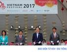 Khai mạc Lễ hội Việt Nam tại Nhật Bản 2017