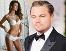 """Leonardo DiCaprio lại hò hẹn với người mẫu """"nội y"""""""