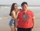 Chuyện tình của cô gái xinh đẹp với bạn trai... gấp đôi cân nặng