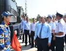 Thủ tướng kiểm tra công tác huấn luyện chiến đấu tại Lữ đoàn Tên lửa