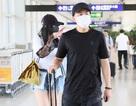 Lưu Khải Uy ra sân bay đón Dương Mịch
