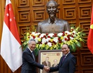 Những tặng phẩm đặc biệt giữa hai Thủ tướng Việt Nam, Singapore