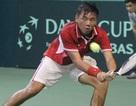 Lý Hoàng Nam không dự Davis Cup vì chấn thương