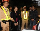 CSGT Bắc Giang bắt giữ 1,4kg ma túy đá giấu trên xe taxi