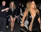 Mariah Carey luôn tự tin trong trang phục gợi cảm