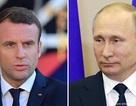 Tổng thống Pháp thừa nhận vai trò của Nga trên trường quốc tế