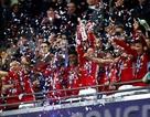 Niềm vui vỡ òa của MU khi giành chức vô địch League Cup