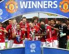 Vượt qua Liverpool, MU giành nhiều danh hiệu nhất nước Anh