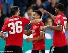 Vòng tứ kết League Cup: MU dễ thở, Man City gặp khó
