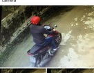 Tìm lại xe máy bị mất trộm nhờ... Facebook