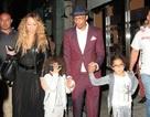 Mariah Carey thân thiết với chồng cũ