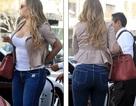 Mariah Carey sành điệu ra phố