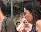 """Du khách khóc nức nở sau khi bị trộm """"khoắng"""" sạch đồ ở Philippines"""