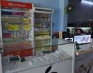 Cửa hàng điện thoại bị trộm dọn sạch tài sản trị giá 600 triệu đồng