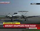 Máy bay trinh sát Nhật Bản biến mất khỏi radar